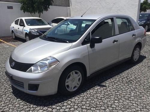 nissan tiida sedan tiida sedan drive tm ca 2017 seminuevos