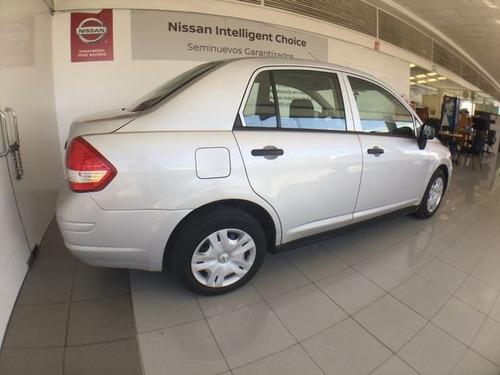 nissan tiida sedan tiida sedan drive t/m c/a 2017 seminuevos