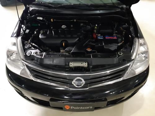 nissan tiida visia 1.8 2011 5ptas nafta pointcars