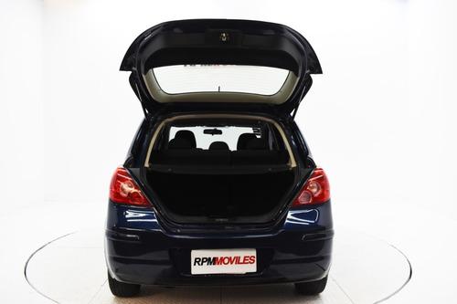 nissan tiida visia 1.8 manual 2009 rpm moviles