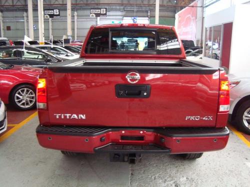 nissan titan 4xpro 2015