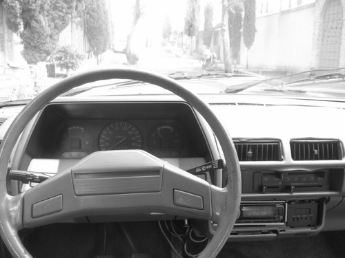 nissan tsuru 1 1987 sedan 4 puertas estandar