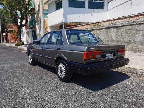 nissan tsuru ll aut ac 1989