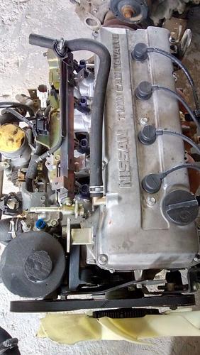 nissan urvan 2004  auto - partes
