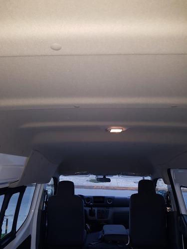nissan urvan 2.5 panel ventanas amplia mt 2019 estrena ya