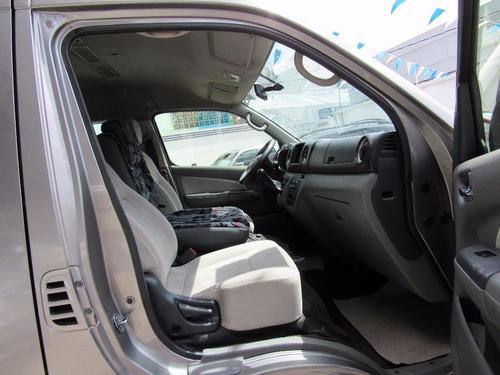 nissan urvan (nv350) manual pasajeros titanio 2015