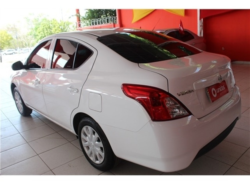 nissan versa 1.0 12v flex 4p manual