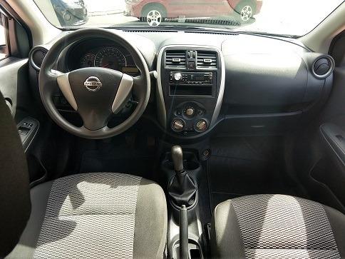 nissan versa 1.0 12v s 4p 2018 vilage automoveis