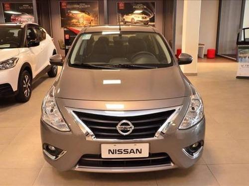 nissan versa 1.6 16v sl aut. 2019/2020 okm