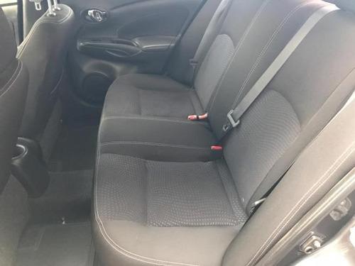 nissan versa 1.6 16v sv aut. 4p 2018 sem entrada