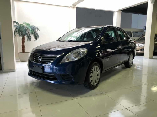 nissan versa 1.6 advance 5vel mt 2012