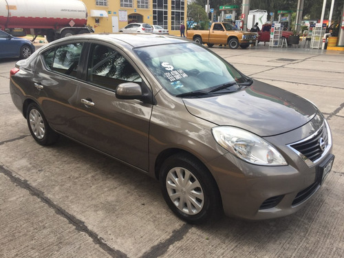 nissan versa 1.6 advance 5vel mt