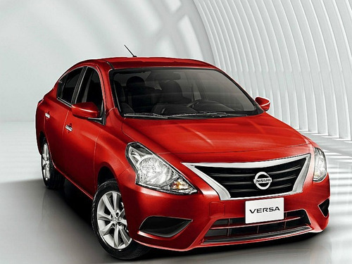 nissan versa 1.6 ....advance at 0km