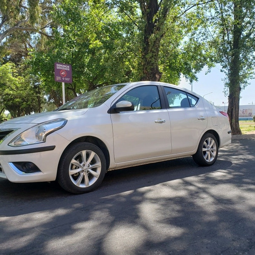 nissan versa 1.6 advance at 2018 nuevo