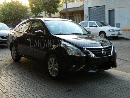 nissan versa 1.6 advance at /// 2019 - 0km my19