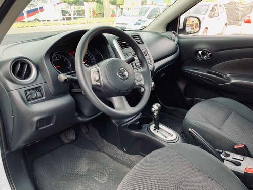 nissan versa 1.6 advance at sedán 2014 autos usados puebla