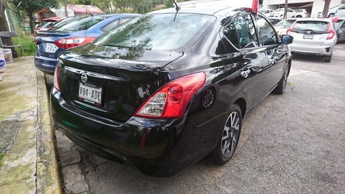 nissan versa 1.6 advance l4 at 2015