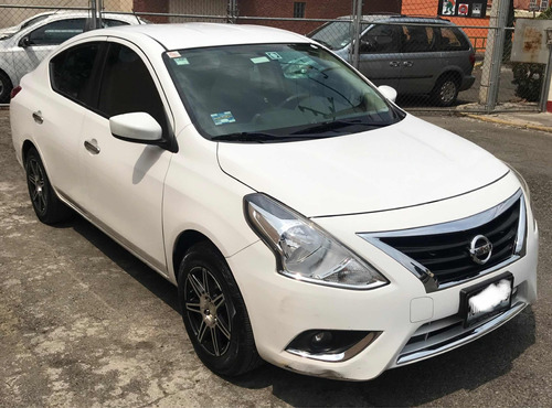 nissan versa 1.6 advance l4 at
