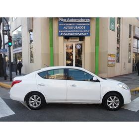 Nissan Versa 1.6 Advance Mt 2015