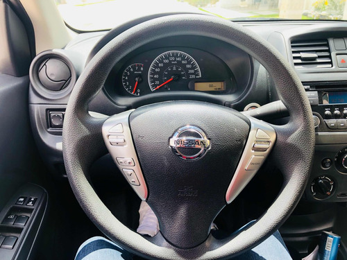 nissan versa 1.6 advance mt 2016