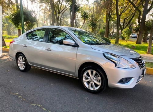 nissan versa 1.6 advance mt 2017