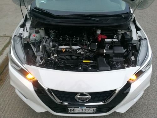 nissan versa 1.6 advance mt 2020