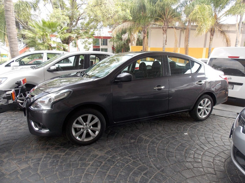 nissan versa 1.6 advance mt