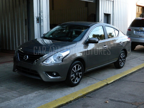 nissan versa 1.6 exclusive at /// 2019 - 0km