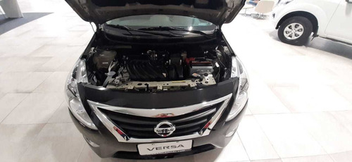 nissan versa 1.6 exclusive at automatico 0km