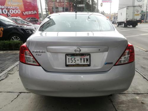 nissan versa 1.6 exclusive aut 2013,
