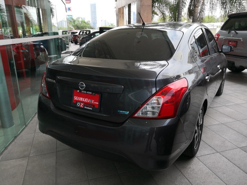 nissan versa 1.6 exclusive l4 at 2015