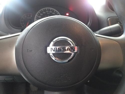 nissan versa 1.6 sv flex 2013 completo
