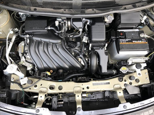 nissan versa 1.6 sv flex 4p automático/ xtronic