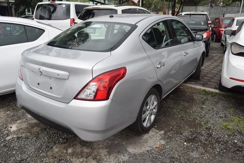 nissan versa 1.8 advance sedan at nv7006