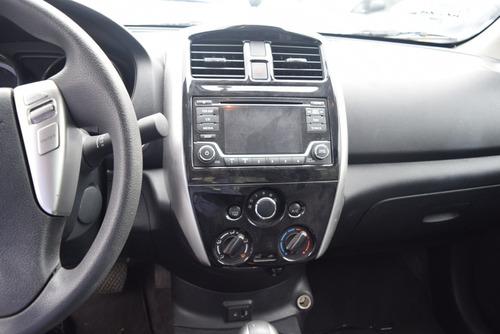 nissan versa 1.8 advance sedan at nv7027