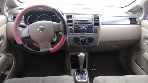 nissan versa 2008 ( en partes ) 2007 - 2012 motor 1.8 aut