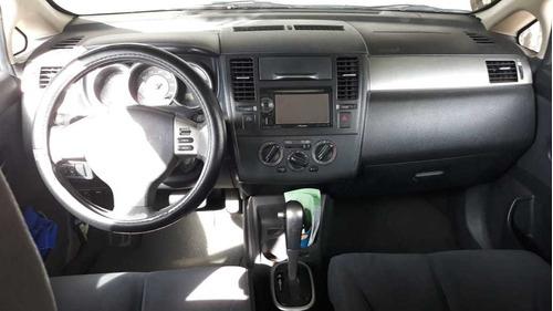 nissan versa 2009 - automático
