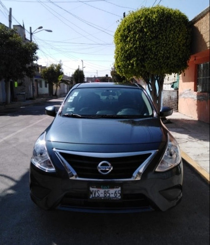 nissan versa 2016 advance