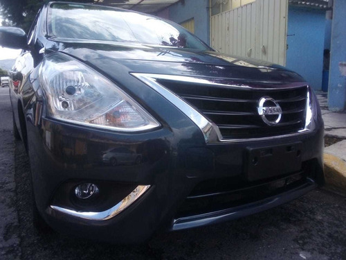 nissan versa 2017 1.6 advance at