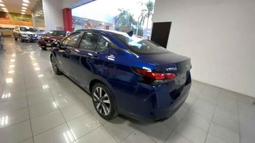 nissan versa 2020 4p platinum l4/1.6 aut