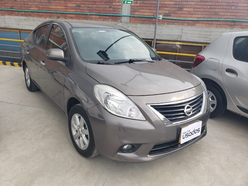 nissan versa advance 1.6 2013 mkl390