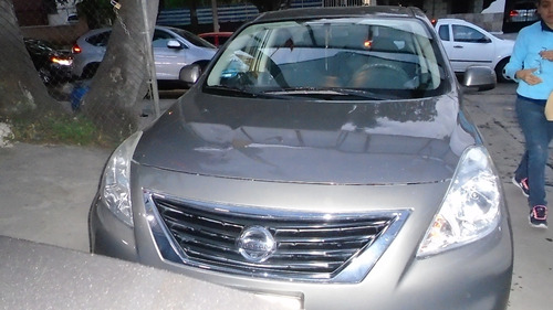 nissan versa advance  2014 tomo auto