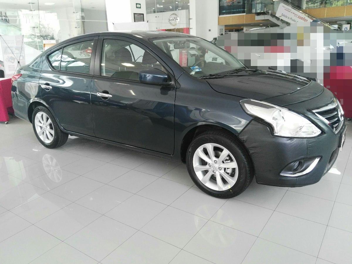 Nissan Versa Advance 2017 Motavera Com