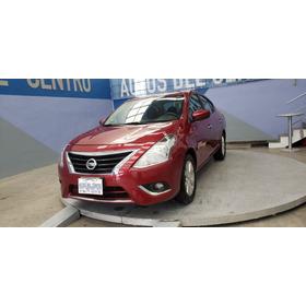 Nissan Versa Advance 2018