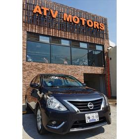 Nissan Versa Advance 2018 Ta