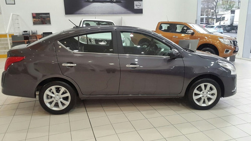 nissan versa advance caja manual 0km 2017