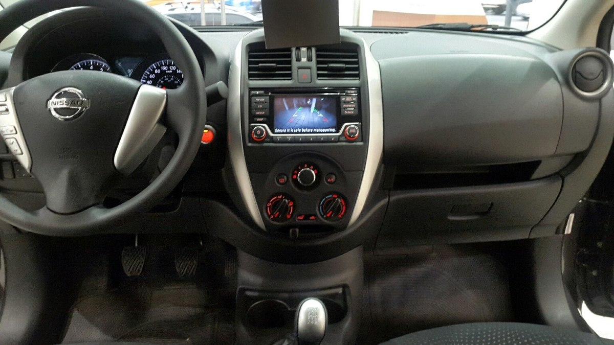 Nissan Versa Advance Caja Manual 0km 2018 - $ 449.000 en ...
