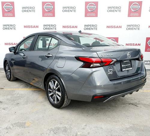 Nissan Versa Advance Cvt 2020 - $ 289,800 en Mercado Libre