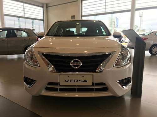 nissan versa advance manual (my 20) cadenero