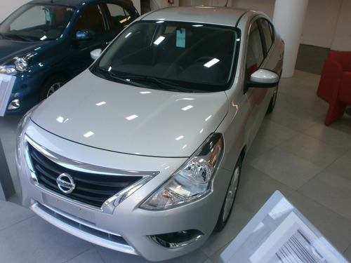 nissan versa advance mt 0km, contado/financiado, taikki